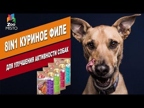 8в1 куриное филе для улучшения активности собак