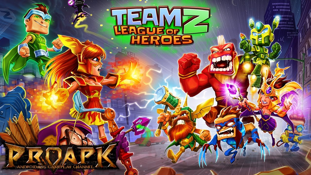Team Z - League of Heroes