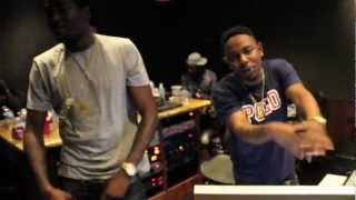 """Meek Mill x Kendrick Lamar (DreamChasers2 Studio Session) """"A1 Everything"""""""