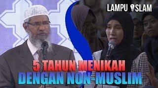 Video IBU Ini MENANGIS MENYESAL 5 TAHUN Menikahi NON-MUSLIM | Dr. Zakir Naik MP3, 3GP, MP4, WEBM, AVI, FLV Januari 2019
