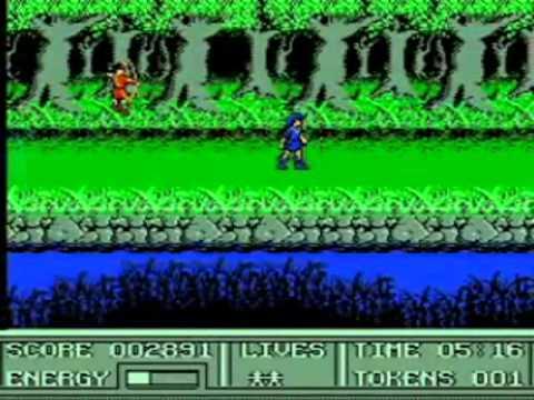 The Legend of Prince Valiant NES