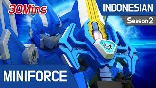 Video [Indonesian dub.] MiniForce S2 EP1~3 MP3, 3GP, MP4, WEBM, AVI, FLV Juli 2018