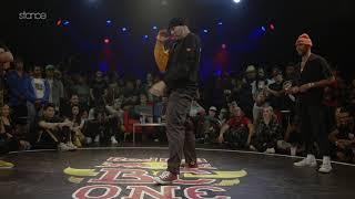Prince Ali × Samo vs Kid Boogie × Kid David – BC ONE USA 2v2 Popping / Breaking TOP8