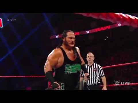 Heath slater vs Rhyno loser gets friday: Raw Dec.3