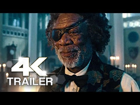 THE NUTCRACKER AND THE FOUR REALMS Trailer 3 (4K ULTRA HD) 2018