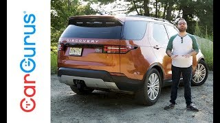 2017 Land Rover Discovery | CarGurus Test Drive Review