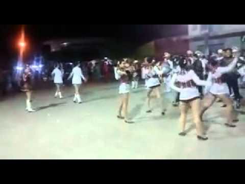 Banda marcial Renato Fonseca de Mamanguape  2014