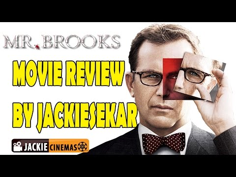 Mr. Brooks 2007 Hollywood Psychological Thriller Movie Review In Tamil By #Jackiesekar