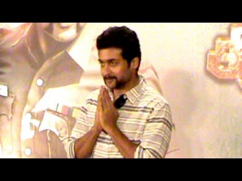 Surya @ Singam 2 Press Meet @ Kerala | Latest Tamil Movie