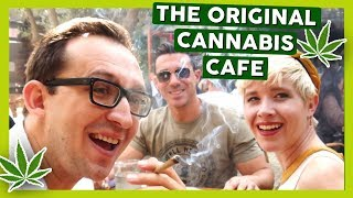 VIP TREATMENT AT THE ORIGINAL CANNABIS CAFE – America's First Weed Restaurant & Lounge by That High Couple