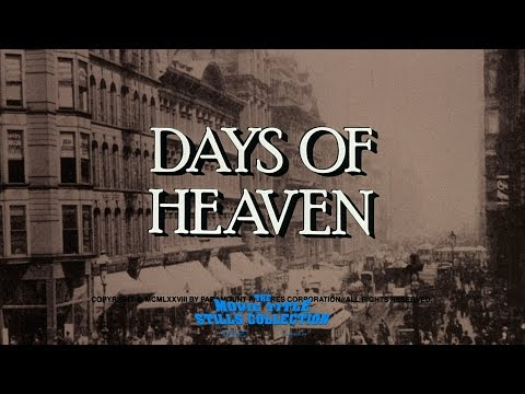 Days Of Heaven (1978) Title Sequence