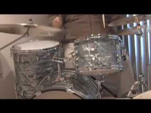 Mike Gallichio On Drums