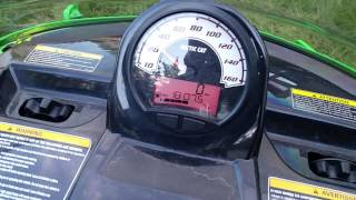 8. 2010 Arctic cat T570 touring