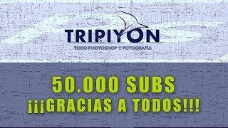 He llegado a los 50.000 suscriptores y esto es gracias a todos vosotros. Muchísimas gracias por vuestro apoyo.♦︎ Recursos gratuitos en: https://goo.gl/gxH0qs♦︎ Más tutoriales escritos en: https://www.tripiyon.com♦︎ Instructor Certificado en ConectaTutoriales (Photoshop) - Grupo oficial de Adobe en España: http://adobe.conectatutoriales.com