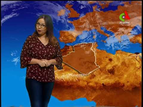BMS: Retrouvez la météo du jeudi 24 janvier 2019 sur Canal Algérie