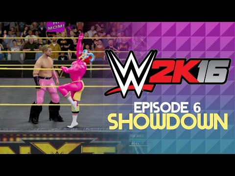 WWE 2k16: The Ballad of Roscoe von Porn Jr. - Ep 6: Showdown