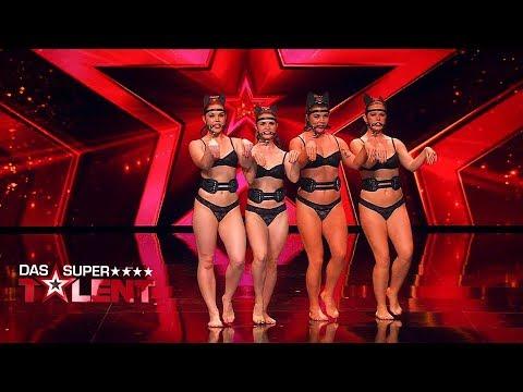 Das Supertalent 2016 - 161203 - Alle Auftritte der zwöl ...
