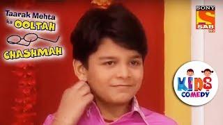 Tapu Dresses Up Like His Father  Tapu Sena Special  Taarak Mehta Ka Ooltah Chashmah