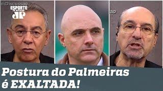 """""""Merece APLAUSOS!"""" Palmeiras é EXALTADO após """"PEITAR"""" a Globo!"""