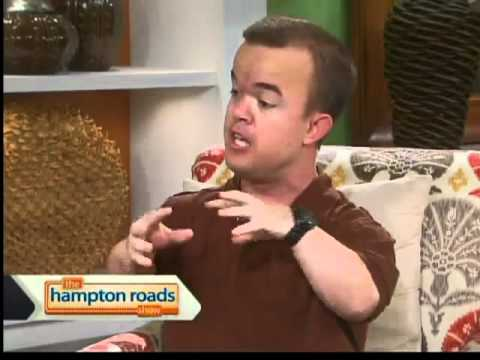 Comedian Brad Williams on THRS