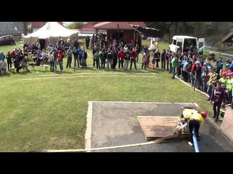 Hasičská soutěž Markvarec
