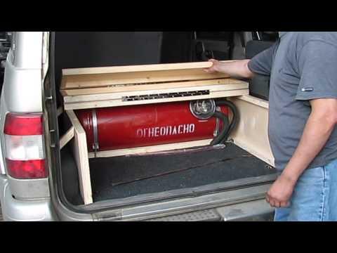 Полка багажника джипа своими руками