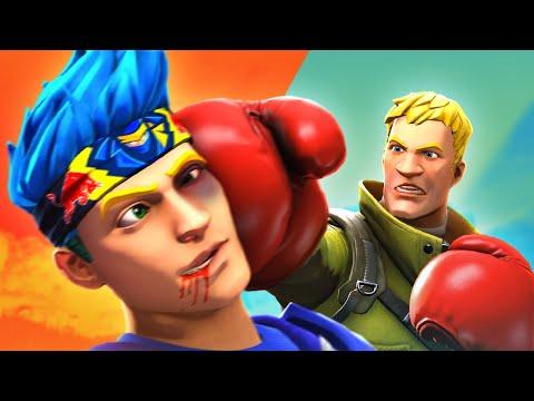 Tfue vs Ninja, it happened yet again...