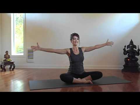 Yoga Breathing Warm Up