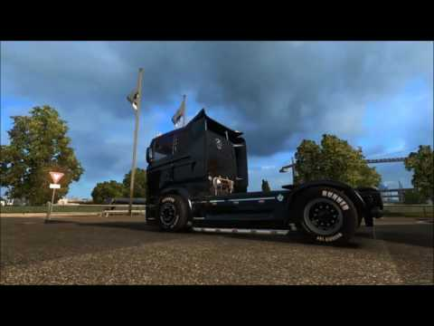 SCANIA ILLEGAL V8 FAT 1.26
