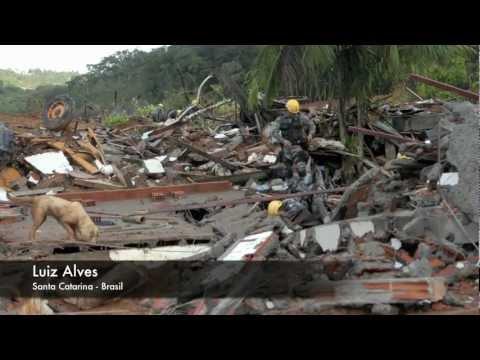 DESASTRES EM SANTA CATARINA - JICA / GOV. SC