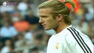 Video David Beckham Vs Real Betis II Real Madrid Debut MP3, 3GP, MP4, WEBM, AVI, FLV Juli 2019