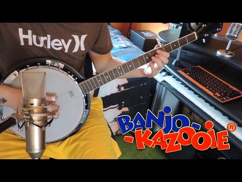 Banjo Kazooie Cover playing all the instruments, they don't make game music like this anymore.