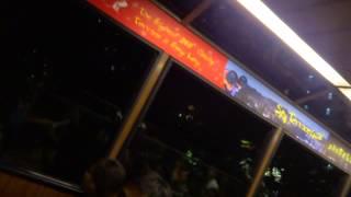 Hong Kong - Peak Train at Night