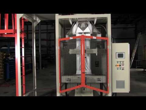 RethPACK VFF-5010 Vertical Free Flow Bagger