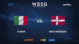 Turna vs MatTheGreat, game 1