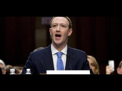 "Mark Zuckerberg: ""I´m sorry"" - Facebook-Chef sagt vor U ..."
