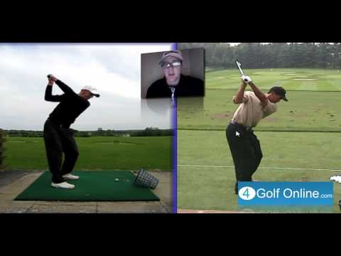Backswing Hip Turn Golf Lesson