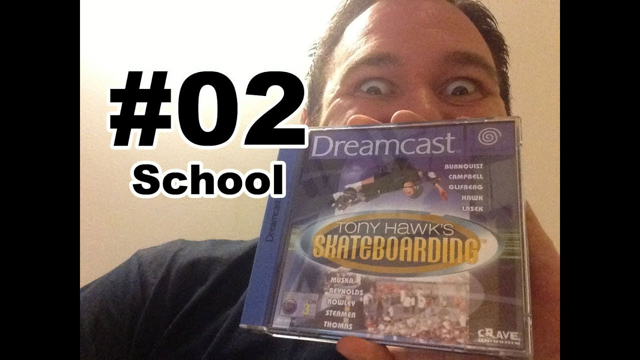 #02 Tony Hawk's Pro Skater – School (Speedy Renton Let's Play)
