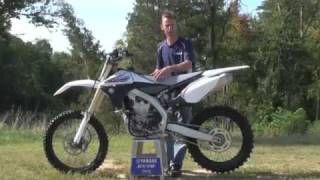 2. 2010 Yamaha YZ450f Ride Impression