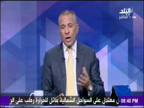 أحمد موسى: فياضانات السودان لم تؤثر على مصر بشئ