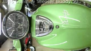 6. 2016 Genuine Scooter Buddy 50 for sale in Downers Grove, IL