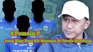 Video 4 Pemain yang Siap Buat RD Nyaman di Persib Bandung MP3, 3GP, MP4, WEBM, AVI, FLV November 2017