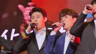 Download Lagu 180114 팬텀싱어2 갈라콘서트 서울 Il Mondo (김동현 focus) Mp3