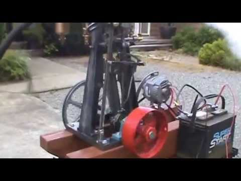 diy steam engine - Steam Engine with Alternator DC Electricity Off Grid Wow, electrify your home or cabin with steam. Up for sale is my fully machined and assembled steam engin...