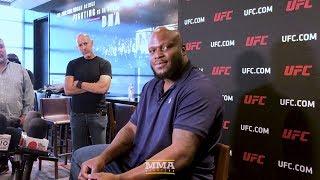 Video Derrick Lewis Estimates UFC 229 Knockout Was Worth $1 Million to Him - MMA Fighting MP3, 3GP, MP4, WEBM, AVI, FLV Oktober 2018