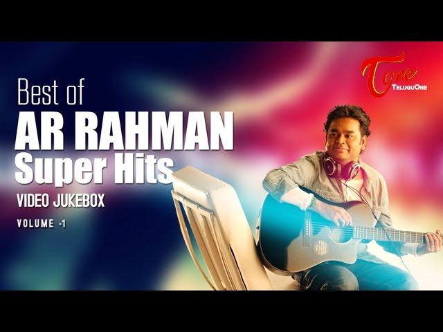 A. R. RahmanSongs List