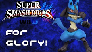For Glory Mode! w/Lucario