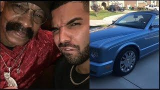 Drake Buys His Dad Dennis Graham A New Whip Amid Pusha T Calling Dad A Deadbeat In Diss