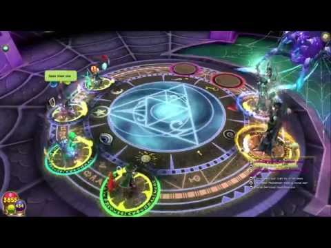 Wizard101: The Galleries and Morganthe on my Storm (Livestream Highlight)