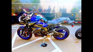 8. 2018 Yamaha MT-10: Demo Ride and Vlog